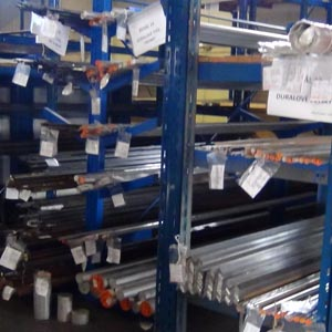 Materials stocks